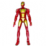 Marvel Iron Man action figure Bootleg light up action figure